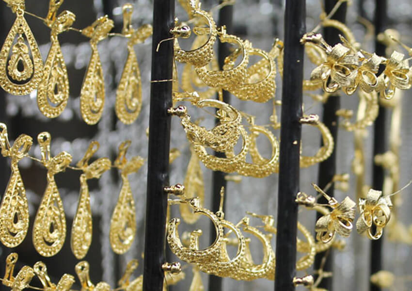 14K gold jewelry manufacturers
